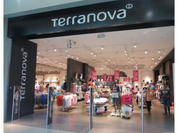 """Сеть магазинов """"Terranova"""""""