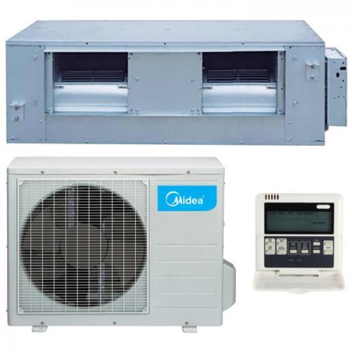 Канальный кондиционер Midea MHG-24HWN1-Q1/ MOCA30U-24HN1-Q